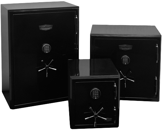 ProSteel Home Safe Collection