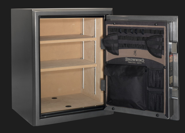 ProSteel | Deluxe Compact Gun Safe from Browning ProSteel Safes